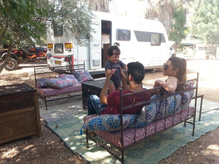 קרוואן לשידרוג החוויה המשפחתית